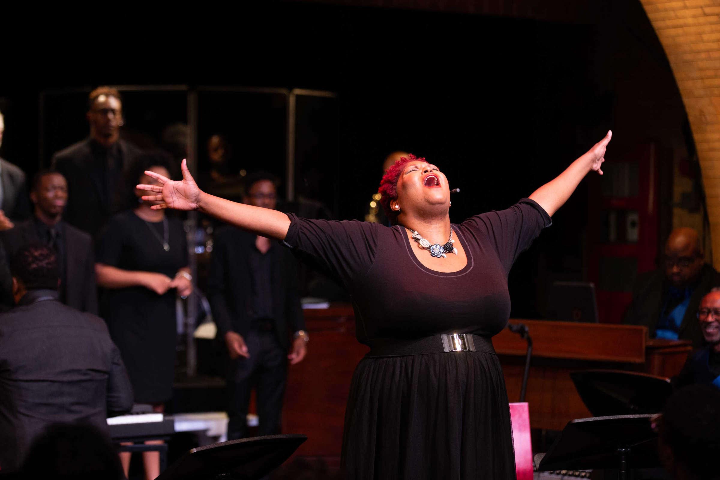Chris Noth - Antigone in Ferguson at Harlem Stage - Theater of War