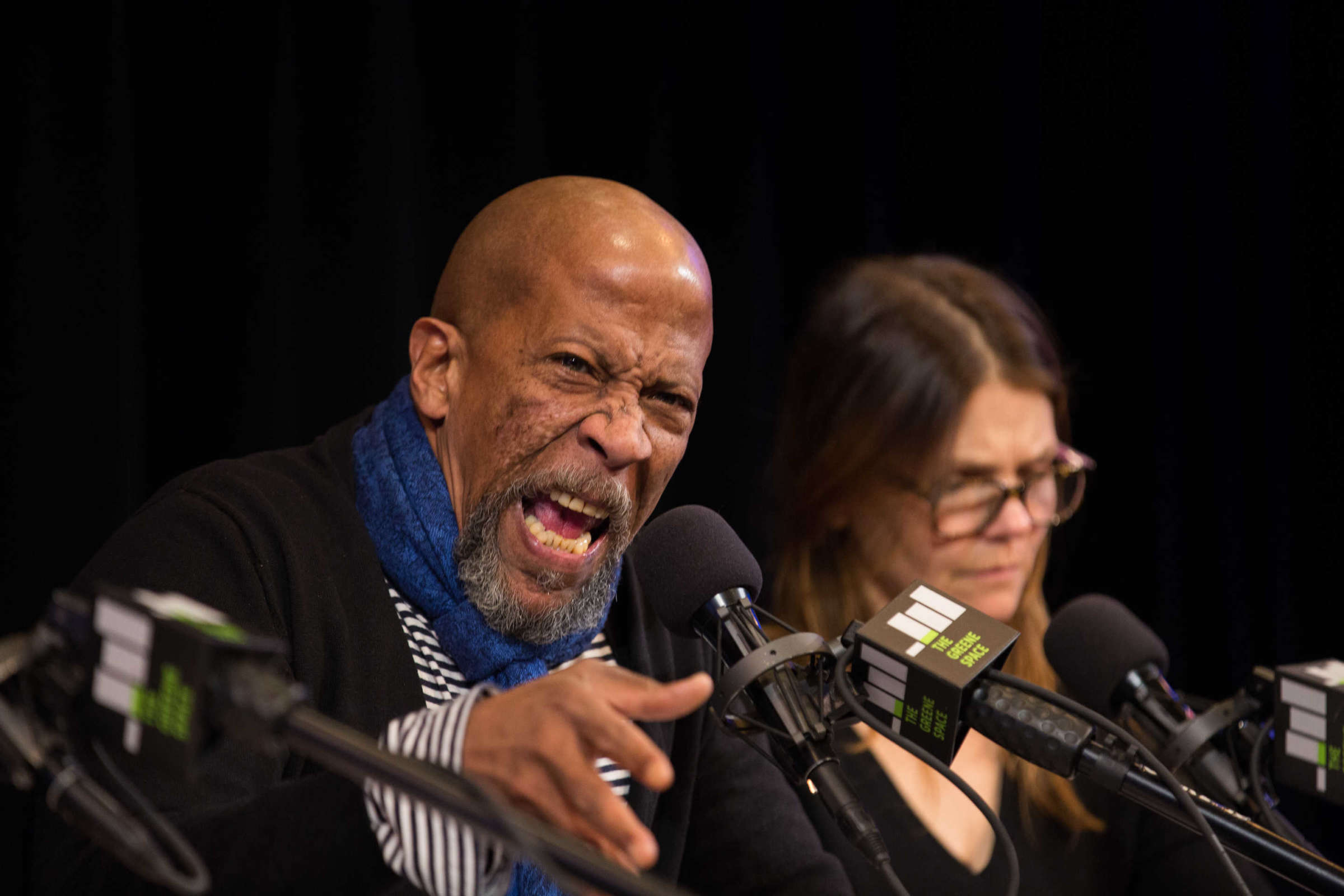 Reg E  Cathey Plays Ajax In Theater Of War At The Greene Space