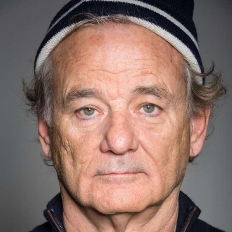 Bill Murray Headshot