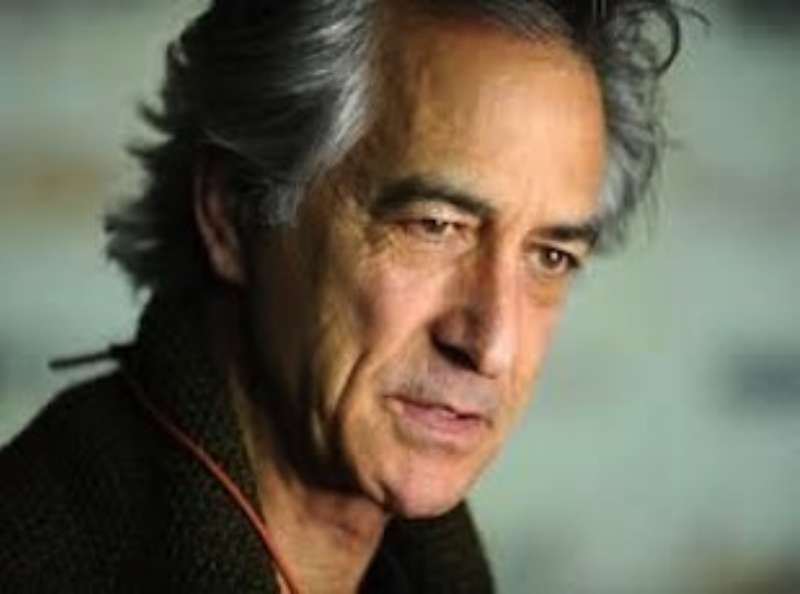 David Strathairn Headshot