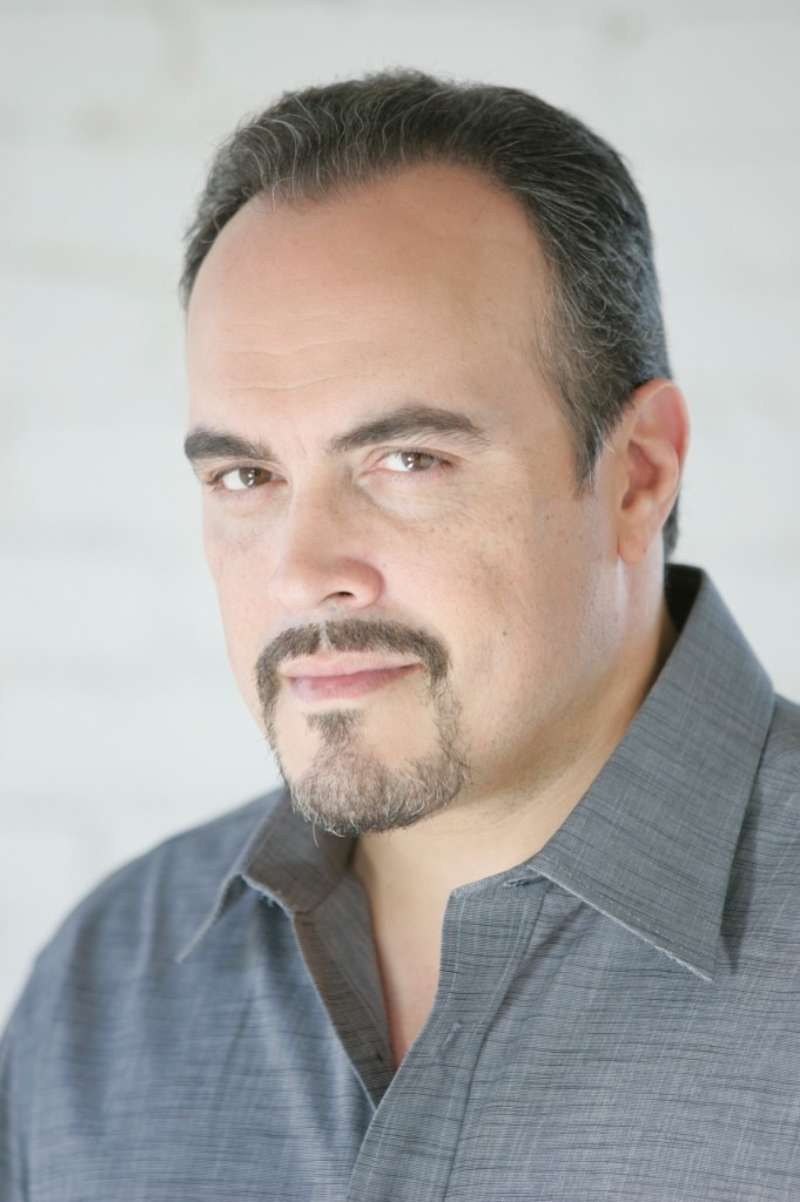 David Zayas Headshot