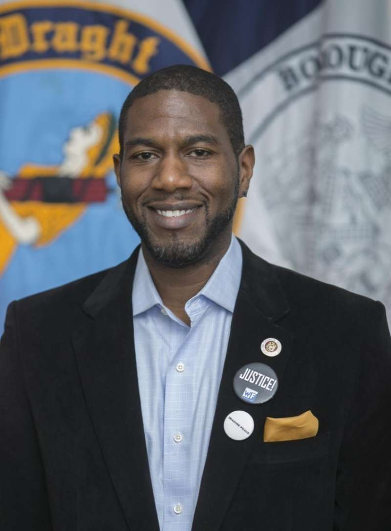 Jumaane Williams Headshot