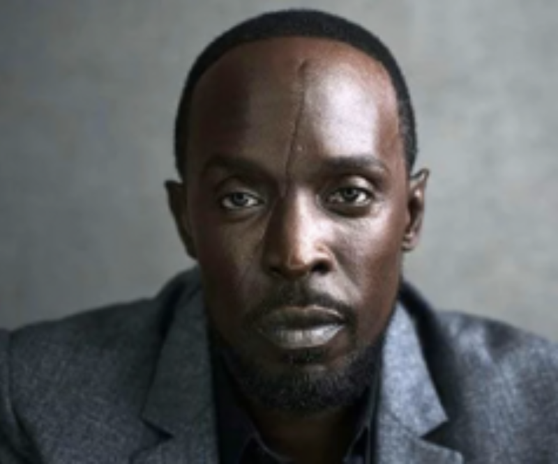 Michael K. Williams Headshot