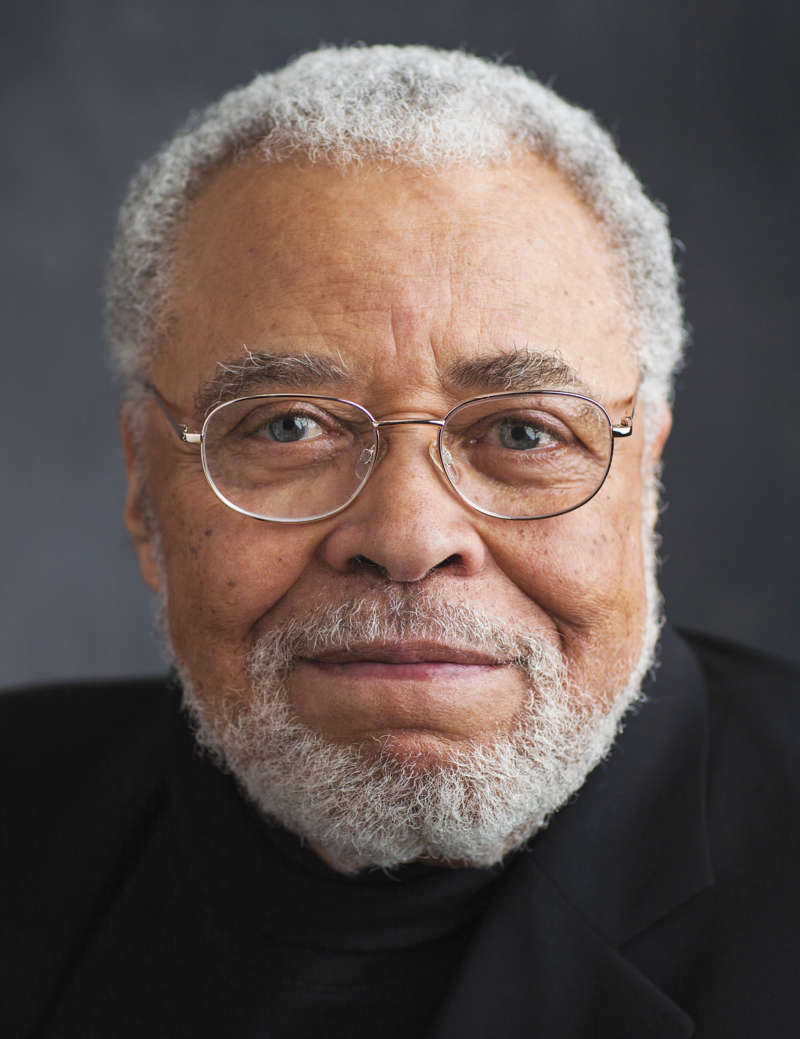 James Earl Jones Headshot