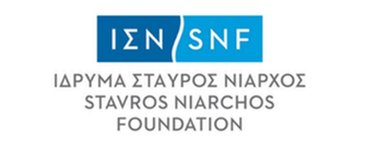 The Stavros Niarchos Foundation Logo