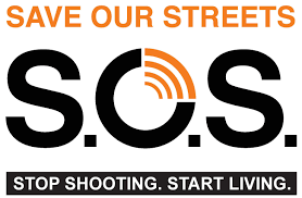 Save Our Streets Crown Heights Logo